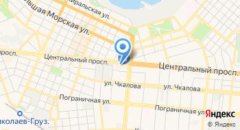 Николаевская областная молодежная общественная организация Микс-Файт Промоушен на карте