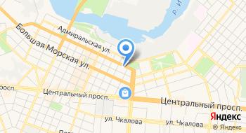 Столица Коммерческий банк Николаевский филиал на карте