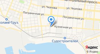 Николаевская специализированная детско-юношеская спортивная школа паралимпийского резерва на карте
