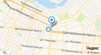Кернал-Трейд Николаевское представительство на карте