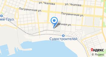 Государственная инспекция Сельского хозяйства в Николаевской области на карте