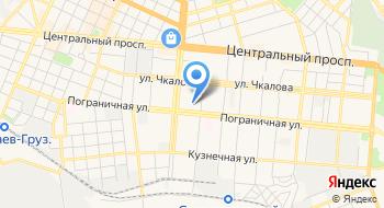 Филиал Николаевоблэнерго города Николаева на карте