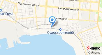 Филиал Дпзку Николаевсий портовый элеватор на карте