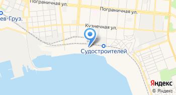 Народный музей истории Николаевского морского торгового порта на карте