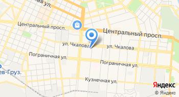 Николаевшина на карте