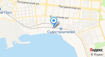 Днепро-Бугская бассейнового отделения ГУ Лабораторного центра Моз на водном транспорте на карте