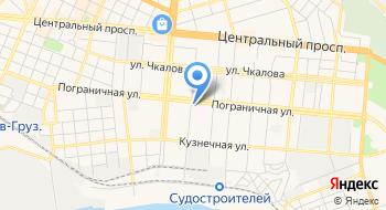 Медицинский центр Николаевского филиала ГП Ампу на карте