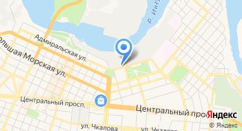 Ку Николаевская городская поликлиника Цпмсп № 5 на карте