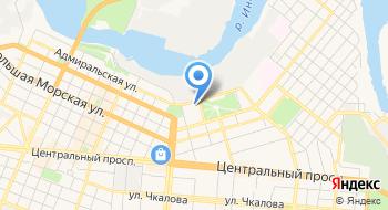 Николаевский Областной Краеведческий Музей на карте