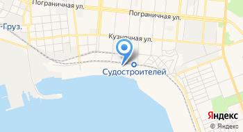 Государственная фито-санитарная инспекция Николаевской области, филиал на карте