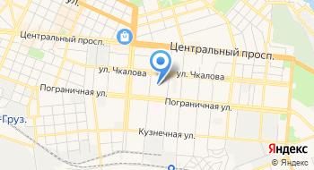Аудиторская фирма Аудит Прайс на карте