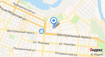 Николаевское областное бюро судебно-медицинской экспертизы на карте
