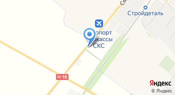 WOG на карте