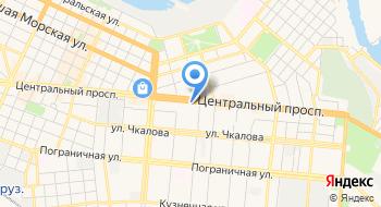 Магазин Фарфор-Хрусталь на карте