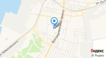 Отделение почтовой связи №52 на карте