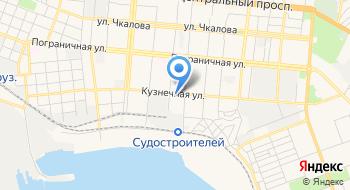 Ветеринарная больница доктора Пиневича на карте
