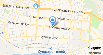 Ас Мебель Украина на карте