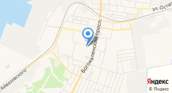 Аквапарк Водолей на карте