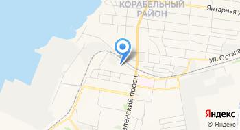 Николаевводоканал Филиал Корабельного района на карте
