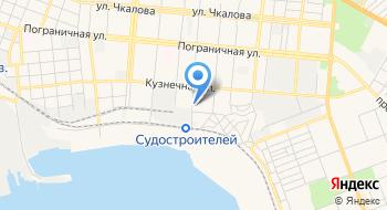 Станция судовых спасательных средств Судоходной компании Ниеско на карте