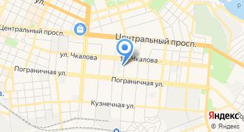 Osnova на карте