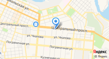 Новая Почта, Почтовое отделение № 14 на карте