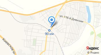 Винзавод Коблево на карте