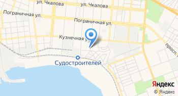 Николаевские газовые сети на карте