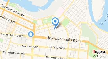 Центральная городская библиотека им. М. Л. Кропивницкого на карте