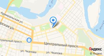 Черноморский национальный университет им. Петра Могилы на карте