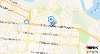 Центральная городская библиотека имени Шуры Кобера и Вити Хоменко на карте