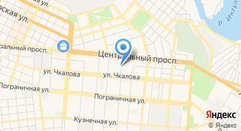 Николаевская специализированная частная школа I-iii ступеней Ор Менахем Николаевской области на карте