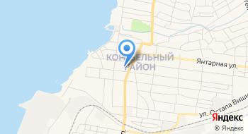 Николаевское Специализированное Управление №139 на карте