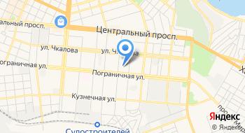 Николаевский Профессиональный Лицей Сферы Услуг на карте
