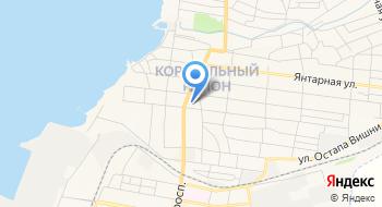 Коммунальное предприятие Николаевское межгородское бюро технической инвентаризации на карте