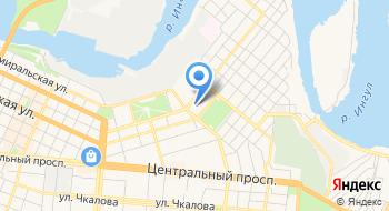 Государственная служба Украины по чрезвычайным ситуациям в Николаевской области на карте