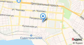 Магазин Альянс на карте