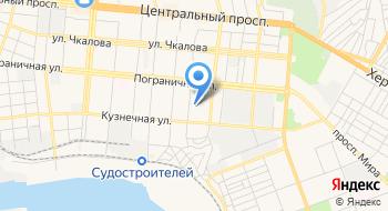 Государственная фитосанитарная инспекция Николаевской области на карте
