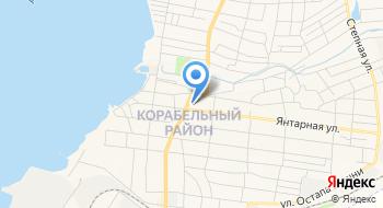 Фитосанитарная инспекция Жовтневого района г. Николаева на карте