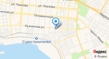 Николаевкоммунтранс на карте