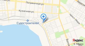 Николаевхозтовары на карте