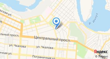Управление по Вопросам Чрезвычайных Ситуаций Николаевской Областной государственной администрации на карте