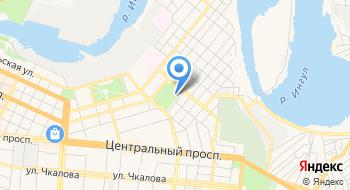 Музыкальная площадка парка Петровского на карте