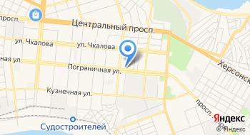 Утепление стен Николаев на карте