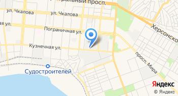 Николаевская городская государственная больница ветеринарной медицины на карте