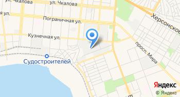 НГО УКК Автошкола в г. Николаеве на карте