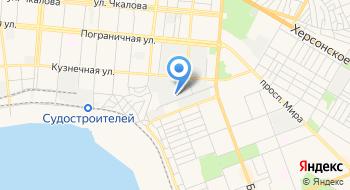 Дочернее предприятие Николаевский комитет транспортной безопасности на карте