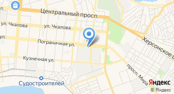 Николаевгаз на карте