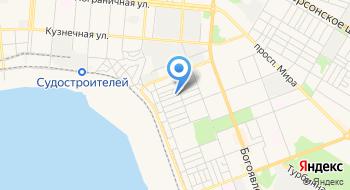 Николаевская областная общественная организация имени Апостола Павла на карте