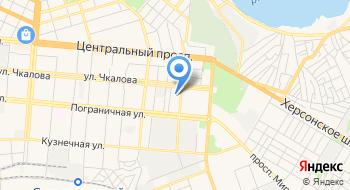 Николаевский муниципальный академический колледж на карте